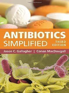 ANTIBIOTICS SIMPLIFIED   2014 - فارماکولوژی
